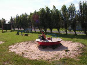 Jeux - Camping Le Canada - Saint Marcouf