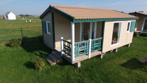 Location Chalets - Camping Le Canada - Saint Marcouf