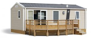 Photo de nos mobil-homes 4 pers
