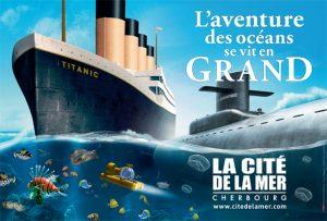 Dans la région - Camping Le Canada - Saint Marcouf - Manche Cité de la mer de Cherbourg